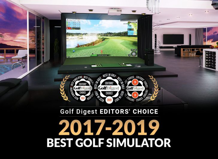 2017-2019Best Golf Simulator