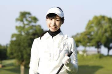 20代女性ゴルファー