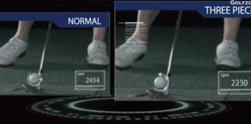 福岡のインドアゴルフ  スイングワン ゴルフ練習場として必須の高性能センサー