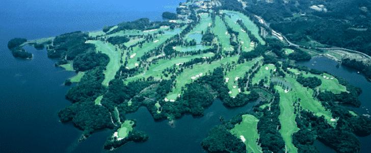 福岡市のインドアゴルフスクール  スイングワン のマンスリーツアー対象コース